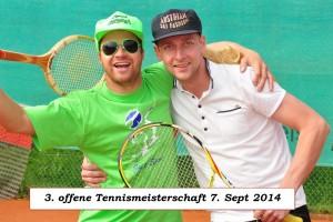 Offene Tennismeisterschaft 2014